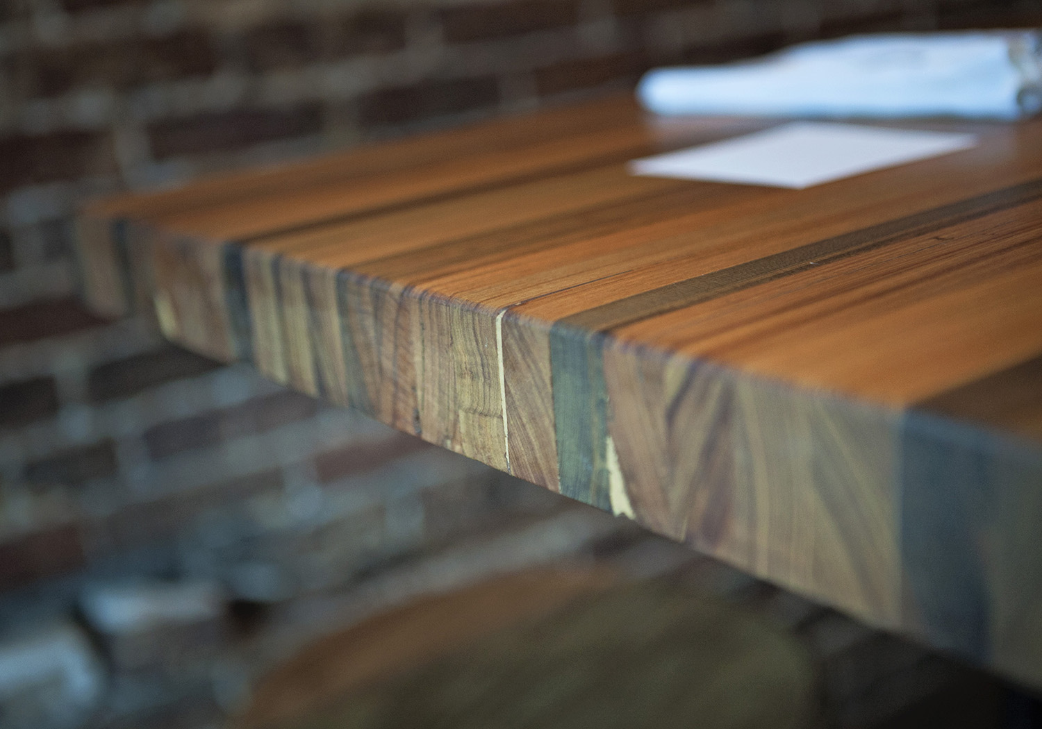 River Reclaimed Cypress U2013 Table